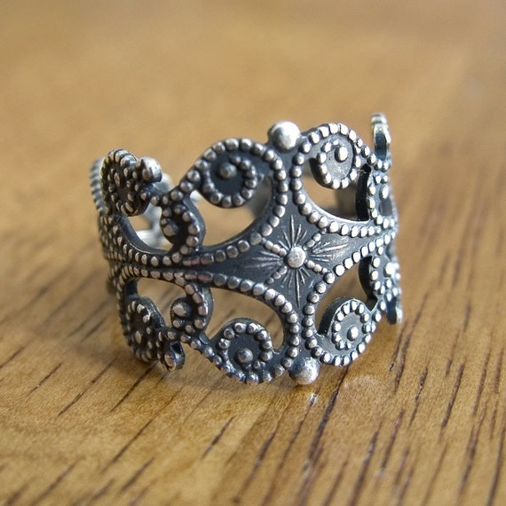 Navigator Ring in Silver