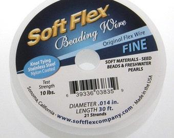 014 - 30 Feet Softflex Stainless