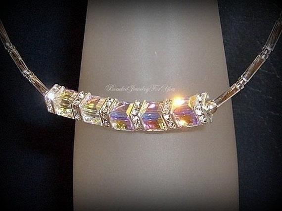 Wedding Jewelry: Bridesmaid  Necklace, Bridesmaid Jewelry, Wedding Necklace, Bridal Jewelry Set, Jewelry for Bride, Custom Wedding Jewelry