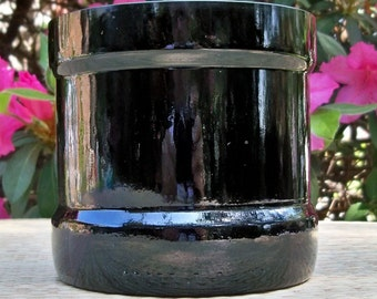 Recycled Carolans Bottle Candy Dish or Vase