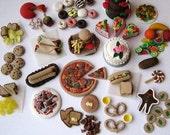 The Ultimate Dollhouse Miniature Food Set