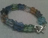 PIF little fish bracelet for your little fish