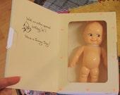 Vintage Kewpie Doll MIB