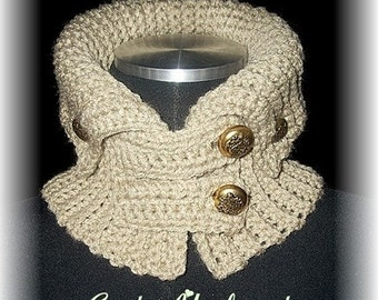 Look of Linen Neckwarmer - Made To Order