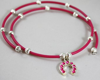 Pink Luck Necklace