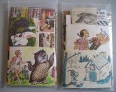 Vintage ephemera paper pack