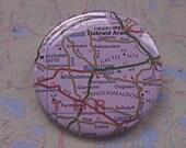 County Tipperary, Ireland - Wanderlust map pin