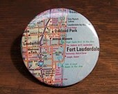 Fort Lauderdale map pin