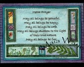 Metta Prayer 8x10