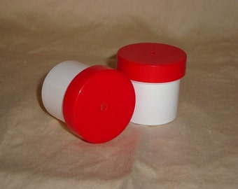 Replacement jars for feeders (set of 2)