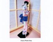 eBook  how to make Japanese paper doll... Temari