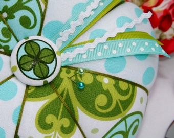 Sew & Make Your Own Gift Pinnie Pin Cushion PDF Sew Pattern