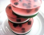 Watermelon - Handmade All Natural Glycerin Soap
