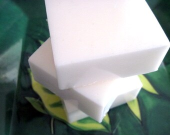 Tea Tree Oil -  Handmade detergent free, Natural Glycerin Soap, antibacterial, lots of lather