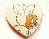 Honey Bunny Pendant
