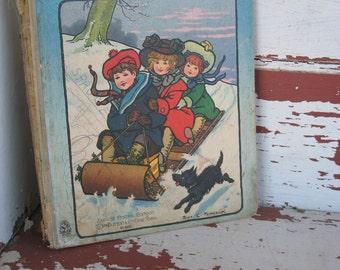 Antique Book: My Story Book Ernest Nister & E.P. Dutton 1916
