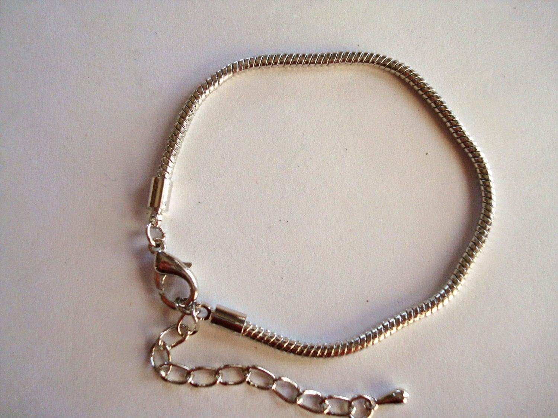pandora troll like bracelet 6 inch size by