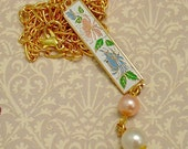Blossom . Necklace .