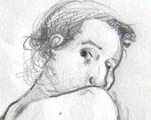 Naked sketch
