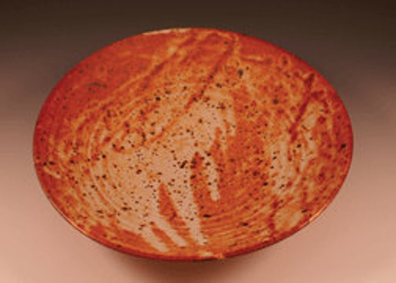 Simon Leach Shino Dish