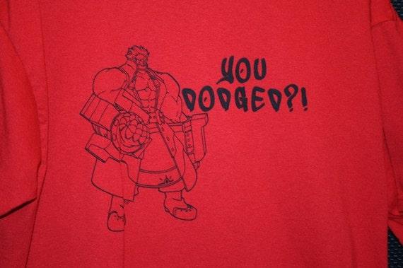 Blazblue - Iron Tager Shirt - Men's Large