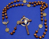 RESERVED FOR ekonners - Steampunk Rosary
