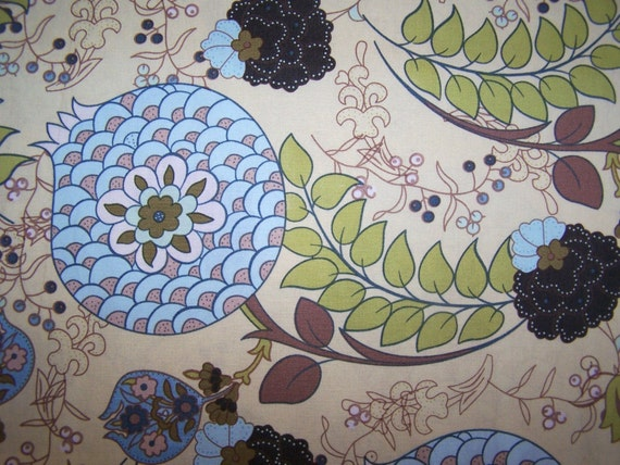 HALF YARD Alhambra Floral
