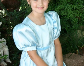Peter Pan's Wendy Costume Custom Adult Size