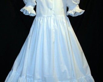 RUFFLES RUFFLES Petticoat Dress CUSTOM Size