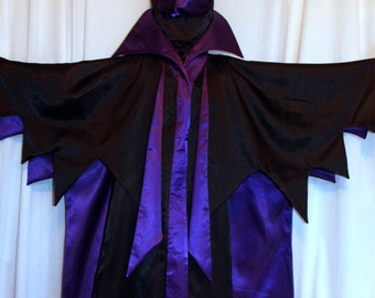 Sleeping Beauty's MALEFICENT CHILD COSTUME