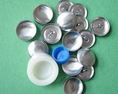 Buttons to cover kit - 3/4 inches