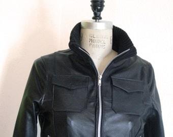 Custom Bomber Jacket (Leather Jackets Part IV)