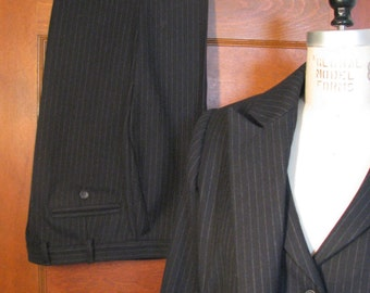 Custom Wool and Silk Suits
