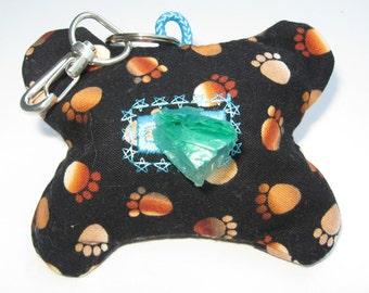 Dog Bone Doo-ty Bag Holder - 5x7 ITH Machine Embroidery Design/Pattern