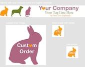 Etsy Banner, Etsy Avatar and Etsy Custom Order Set, Premade, Customized, OOAK