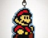 SUPER MARIO Keychain - Super Mario Bros. 3
