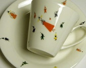 Fairytale Cup and Saucer Set - Snow White