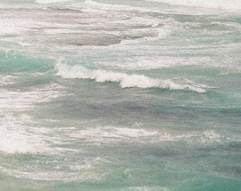 Australia, Cotton Candy Waves, Serene Beach on Kangaroo Island