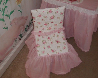 Children's Chair Covers and Table Cloth