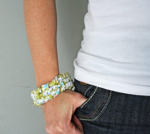 fabric bracelet tutorial pdf