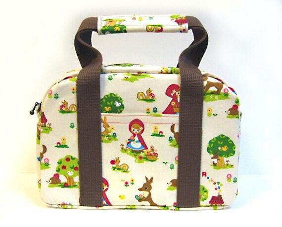 Little Red Riding Hood handbag