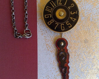 Time Keeper Pendant