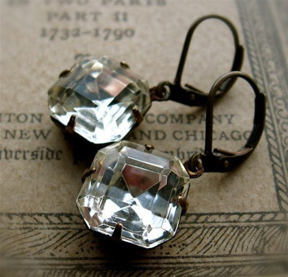 Estate earrings audrey for Audry rose jewelry reviews