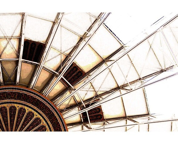 Dome 1 - architecture photography