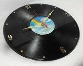 LYNYRD SKYNYRD Recycled Record Vinyl Wall Clock - Pronounced