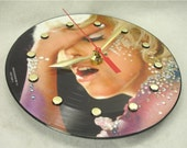 LADY GAGA - LoveGame - Recycled Record Vinyl Wall Clock - Picture Disc