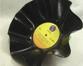 MADONNA - Angel Dance Mix - Recycled Record Chip Bowl