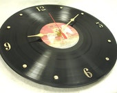 LED ZEPPELIN Song Remains The Same - Recycled Record  Wall Clock