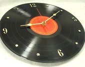 BOB DYLAN Greatest Hits Vol II - Recycled Vinyl Record Wall Clock