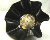 TOM PETTY Hard Promises - Recycled Record Chip Bowl